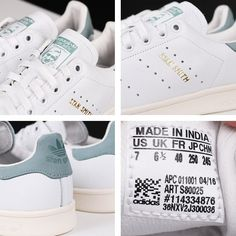 adidas Low-Top popular ADIDAS STANSMITH S80024 S80025 S80026 22- 12