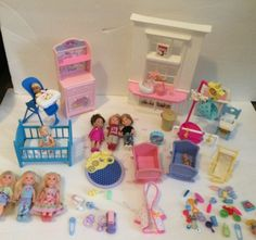 Mattel Barbie Babies