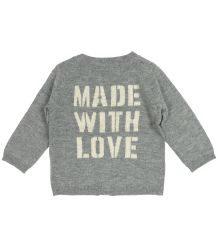 Zadig & Voltaire Little - Cardi Balou Baby Boy Fashion, Fashion Kids, Toddler Fashion, Cute Outfits For Kids, Cute Kids, The Joys Of Motherhood, Inspiration For Kids, Kid Styles, Knit Fashion