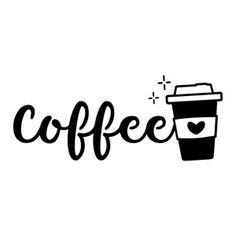 Silhouette Design Store: coffee