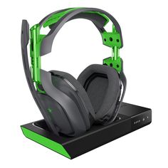 Grey ASTRO Gaming A50 Wireless Headset + Base Station Astro Gaming Headset, Astro Gaming A50, Xbox One Headset, Gaming Headphones, Wireless Headset, Sports Headphones, Bluetooth, Xbox 360, Warriors