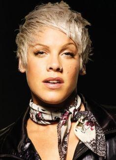 Alecia-Moore Punk rock singer Pink