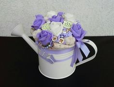 Some Ideas, Easter Crafts, Flower Arrangements, Diy And Crafts, Centerpieces, Mugs, Spring, Cake, Flowers