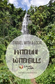Visit Materuni Waterfalls With A Local Guide