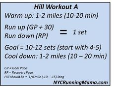Click through for more workouts - both outdoor and treadmill