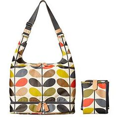 aa375b135a951 Orla Kiely Baby Nappy Changing Bag - Coming Soon Orla Kiely Handbags, Orla  Kiely Bags