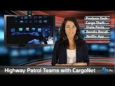 Trucking News Central Feb. 8 - Produce Tech, CargoNet, & Netflix