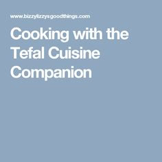 Cooking with the Tefal Cuisine Companion Making Pizza Dough, How To Make Risotto, Mince Meat, How To Make Pizza, Cooking, Healthy, Recipes, Food, Kitchen
