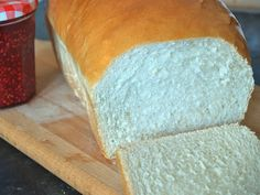 perfectly soft amish white sandwich bread