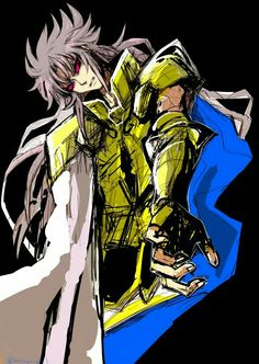 Handsome Boys, Saints, Anime, Joker, Fan Art, Knights, Drawings, Fictional Characters, Saint Seiya