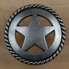 Star Garland Cabinet Knob Drawer Door Pull Western Texas Country Home Decor ABRS