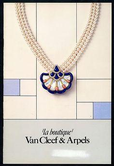 Van Cleef & Arpels (Jewels) 1990 Catalogue Jewels & Watches