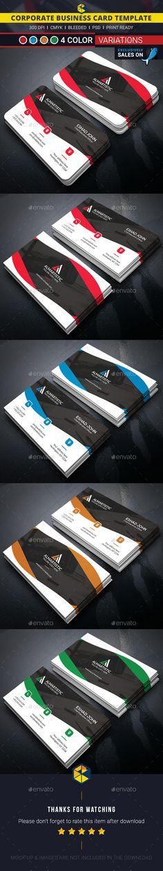 Simply Professional Business Card