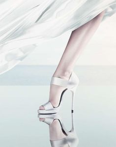 Jimmy Choo's wedding collection for 2015   Vogue Paris