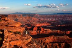 Dead Horse Point State Park: Main Overlook, Photo Credit: Moab Area Travel Council  www.thetouroperator.com