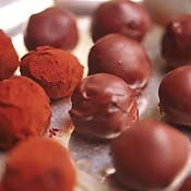 Classic Chocolate Truffles Recipe at Cooking.com