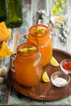 ~Michelada Recipe~ S