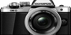 Olympus OM-D E-M10 Mark II Compact System Camera in Silver   14-42 EZ Lens OLYMPUS OM-D E-M10 II SILVER   14-42 Pancake Zoom EZ SILVER (Barcode EAN = 4545350049300). http://www.comparestoreprices.co.uk/december-2016-week-1/olympus-om-d-e-m10-mark-ii-compact-system-camera-in-silver- -14-42-ez-lens.asp