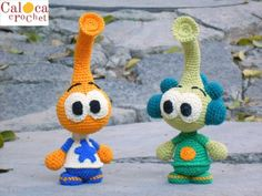 The Snorks! Amigurumi Doll Pattern