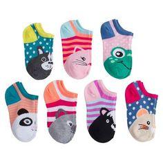 Girls' Casual Socks Multi-Colored  - Cat & Jack™