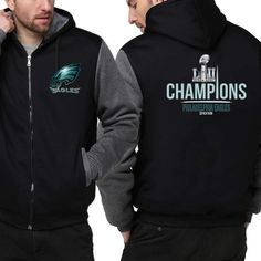 Buy awesome NFL 100 Philadelphia Eagles Jacket Off New England Patriots Sneakers, New England Patriots Apparel, Philadelphia Eagles Hoodie, Philadelphia Eagles Super Bowl, Eagles Sneakers, Eagles Jacket, Eagles Nfl, Pullover Hoodie, Jackets