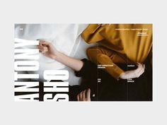 Anthony Sho Preloader ui ux preloader anim motion animation desktop web interface gif effects Website Design Inspiration, Website Design Layout, Website Design Services, Web Design Inspiration, Layout Design, Web Layout, Crea Design, Creative Web Design, Online Web Design