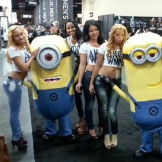 Despicable ME Menions are back!!! #ProjectMVMNT #MagicMarketWeek