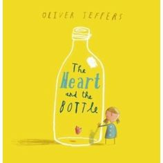 A beautiful picture book by the wonderful Oliver Jeffers...
