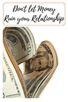 Don't Let Money Ruin your Relationship
