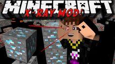 XRay Mod 1.11.2/1.10.2   Minecraft.org