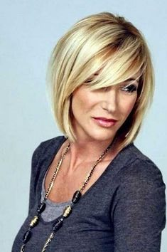 11 Unique And Different Hairstyles for Girls For A Head Turning Effect Love Bob Hairstyles With Fringe? wanna give your hair a new look ? Bob Hairstyles With Fringe is a good choice for you. Here you will find some super sexy Bob Hairstyles With Fringe, F 2015 Hairstyles, Short Hairstyles For Women, Cool Hairstyles, Blonde Hairstyles, Hairstyle Ideas, Everyday Hairstyles, Wedding Hairstyles, Hair Ideas, Layered Hairstyles