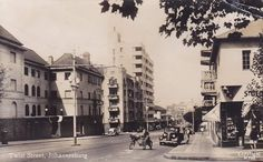 Water Sources, South Africa, 19th Century, Street View, City, Pictures, Vintage, Photos, Fuentes De Agua