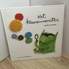 Dag vier van de #kinderboekenchallenge : monsters! Mijn favoriete monster is niet een eng monster, maar het kleurenmonster! Een mooi, eenvoudig boek waarmee je verschillende emoties aan peuters en kleuters uit kunt leggen.  Mijn #kinderboekenchallenge – De Kinderboekenkoffer Activities For Kids, Kid Activities, Petite Section, Kid Crafts
