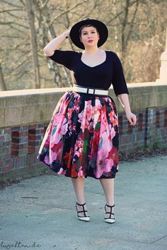 Shop plus size fashion at www.ktique.com for your next favorite outfit!