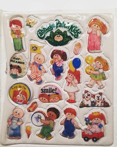 Vintage Toys If you were an girl, you'll fondly remember all these items you picked up during back to school season. 1980s Childhood, My Childhood Memories, Sweet Memories, 1980s Toys, 80s Girl Toys, Retro, School Memories, Cabbage Patch Kids, 80s Kids