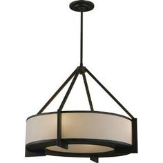 Check out the Murray Feiss P1152ORB Stelle 4 Light Large Pendant in Oil Rubbed Bronze priced at $512.00 at Homeclick.com.