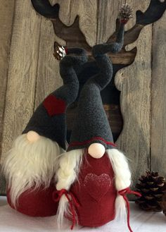 Swedish Tomte Olga Scandinavian Nordic female
