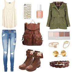 style et clic: outfits inspiracion Pinterest.