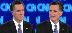 Here are five examples of Mitt Romney deploying his favorite political tactic—speaking out of both sides of his mouth—from a single speech, delivered yesterday in Washington, DC to the American ...