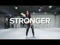 Stronger‬ - Clean Bandit / Mina Myoung Choreography - YouTube