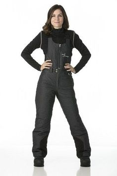 The Lily Collection, by Divas SnowGear, is an extension of the ground breaking Divine series, which was launched in 2010 and changed the way the snow market vie Winter Suit, Winter Gear, Womens Bib Snow Pants, Waterproof Bibs, Womens Wetsuit, Ski Fashion, Woman Fashion, Snow Suit, Dress Sewing Patterns