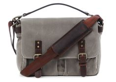 The ONA Prince Street Camera Messenger Bag