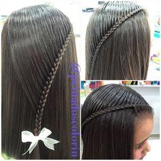 Peinados con ondas, trenzas y rulos para cabello corto y largo
