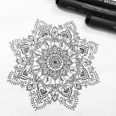 Mandala for Dom (all images are subject to copyright) to order your own custom design --> www.oliviafaynetattoodesign.com or oliviafaynetattoodesigner@hotmail.com #mandala #tattoo #tattoodesign