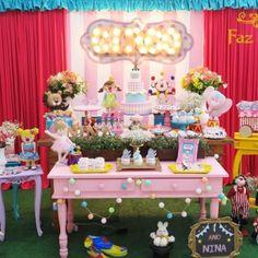 decoração-circo-menina