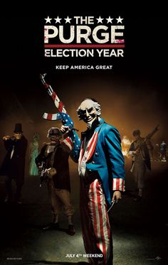 The Purge: Election Year 2016 - Full (||WEBRIP||)