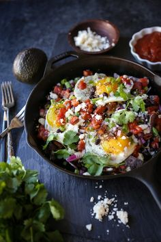 These recipes will have you wishing football season lasted all year. #Greatist https://greatist.com/eat/healthy-nacho-recipes