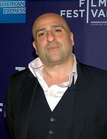 Omid Djalili ( /əˈmiːd dʒəˈlɪli/; Persian: امید جلیلی‎; born 30 September 1965)[1] is a British Iranian stand-up comedian, actor, television producer and writer.