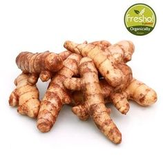 Fresho Fresh Ginger - Grade A, 100 gm For Rs. 10/- http://bigbasket.com/pd/40020040/fresho-turmeric-100-gm/