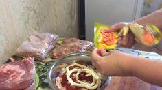 Заготовки мясных полуфабрикатов